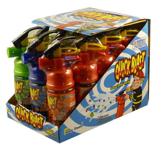 Quick Blast Sour Spray, by Tasty Treats,  and more Confectionery at The Professors Online Lolly Shop. (Image Number :2105)
