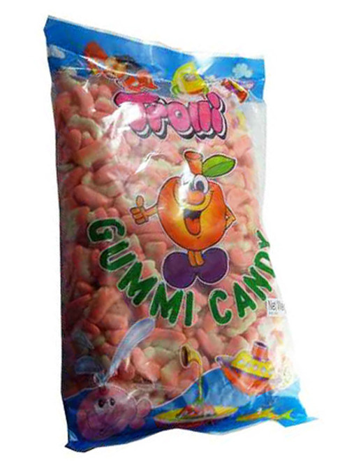 Trolli Fangs 2kg bag, by Trolli,  and more Confectionery at The Professors Online Lolly Shop. (Image Number :7900)