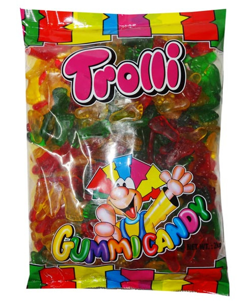 Trolli Flat Feet 2kg bulk bag, by Trolli,  and more Confectionery at The Professors Online Lolly Shop. (Image Number :7875)
