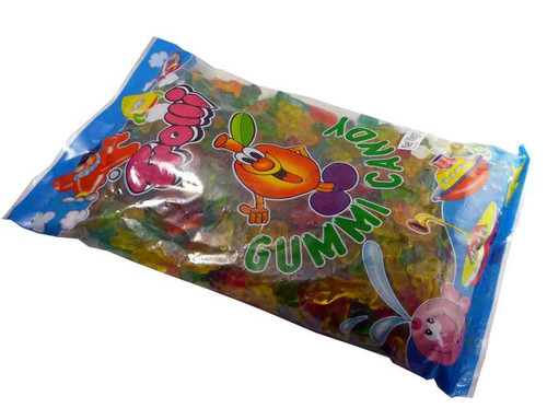 Trolli Marine Mix 2kg Bag, by Trolli,  and more Confectionery at The Professors Online Lolly Shop. (Image Number :2177)
