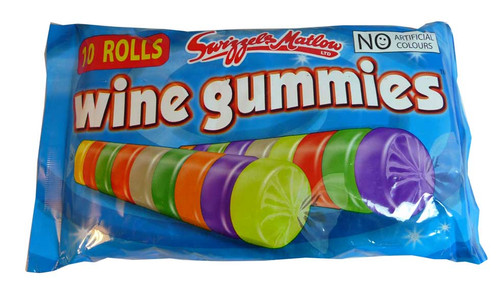Wine Gummies, by Swizzels Matlow,  and more Confectionery at The Professors Online Lolly Shop. (Image Number :2730)