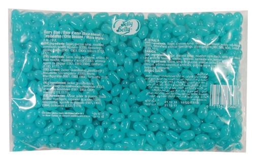 Jelly Belly - Gourmet Jelly Beans - Berry Blue, by Jelly Belly,  and more Confectionery at The Professors Online Lolly Shop. (Image Number :9136)