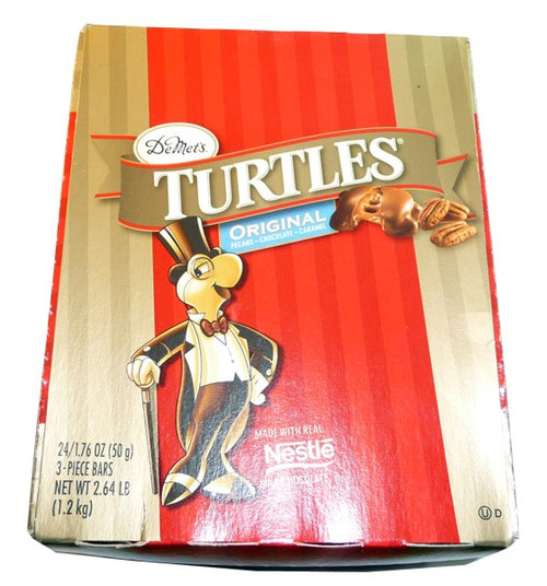 DeMet s Turtles - Original and more Confectionery at The Professors Online Lolly Shop. (Image Number :3024)
