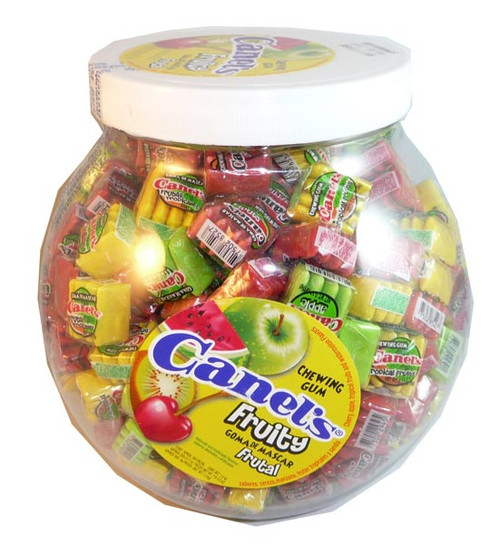 Canel s Fruity Chewing Gum, by Candy Brokers,  and more Confectionery at The Professors Online Lolly Shop. (Image Number :3066)
