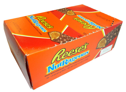 Reeses Nutrageous, by Reeses,  and more Confectionery at The Professors Online Lolly Shop. (Image Number :3382)