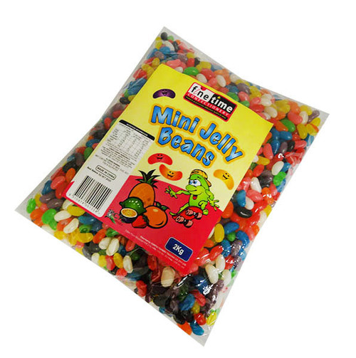 Finetime Mini Jelly Beans (2kg Bag)