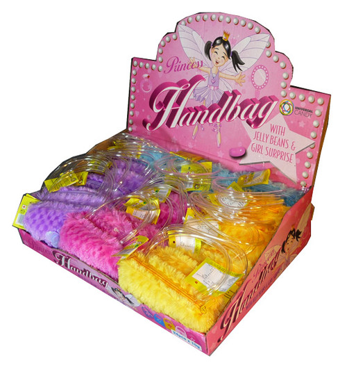 Princess Handbag, by Universal Candy,  and more Confectionery at The Professors Online Lolly Shop. (Image Number :3764)