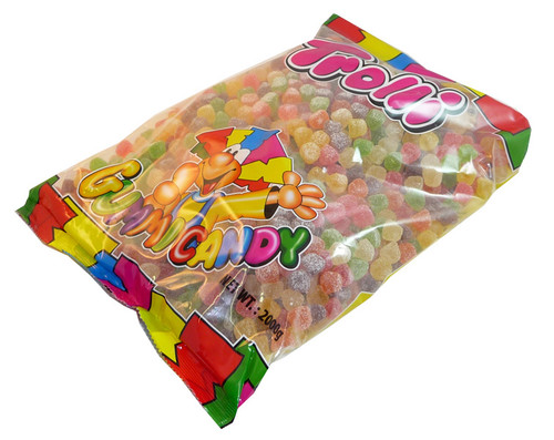 Trolli Sour Mini Dots, by Trolli,  and more Confectionery at The Professors Online Lolly Shop. (Image Number :4129)