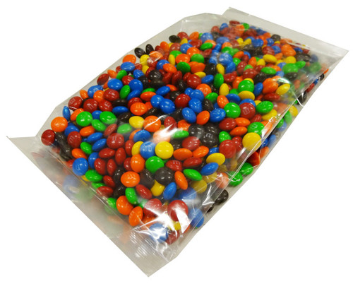 M&M Plain Milk Chocolate, by Mars,  and more Confectionery at The Professors Online Lolly Shop. (Image Number :4474)