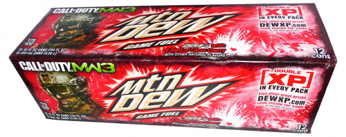 Mountain Dew Game Fuel, by Mountain Dew,  and more Confectionery at The Professors Online Lolly Shop. (Image Number :4106)