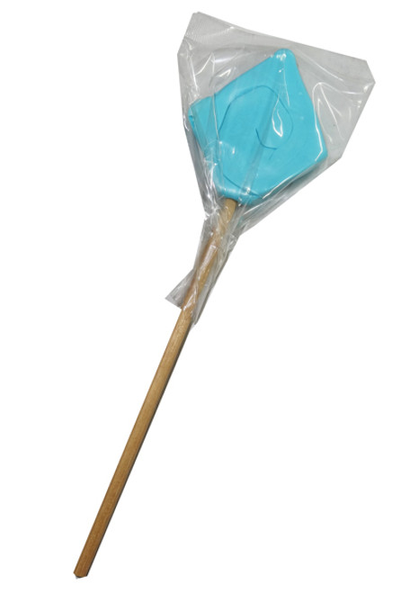 Diamond lollipop -  Light Blue, by Designer Candy,  and more Confectionery at The Professors Online Lolly Shop. (Image Number :4954)