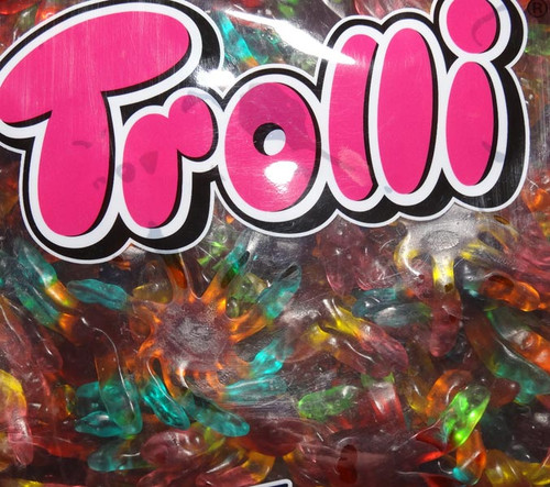Trolli Octopus  2kg bulk bag, by Trolli,  and more Confectionery at The Professors Online Lolly Shop. (Image Number :7870)