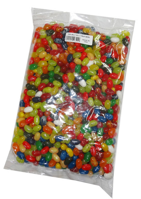 Jelly Belly - Gourmet Jelly Beans - Fruit Bowl, by Jelly Belly,  and more Confectionery at The Professors Online Lolly Shop. (Image Number :4795)