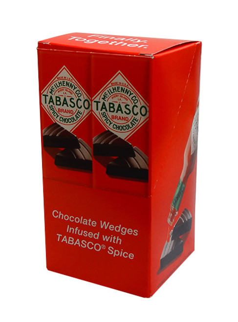 Tabasco Brand Spicy Chocolate, by McIlhenny Co/Other,  and more Confectionery at The Professors Online Lolly Shop. (Image Number :10338)