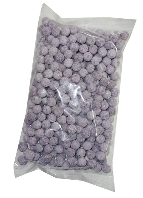 Fizzoes Bag - Purple, by Lagoon Confectionery,  and more Confectionery at The Professors Online Lolly Shop. (Image Number :4935)