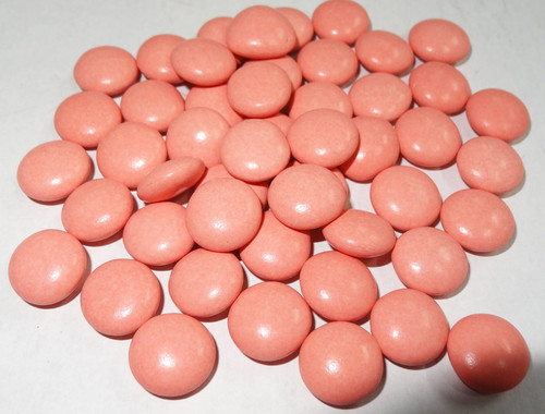 Candy Buffet Buttons - Light Pink, by The Professors Tasty Technology,  and more Confectionery at The Professors Online Lolly Shop. (Image Number :4965)