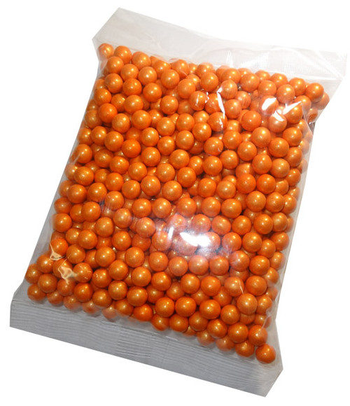 Sixlets - Shimmer Orange, by Sixlets,  and more Confectionery at The Professors Online Lolly Shop. (Image Number :5503)