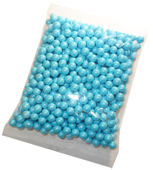Sixlets - Shimmer Powder Blue, by Sixlets,  and more Confectionery at The Professors Online Lolly Shop. (Image Number :5344)
