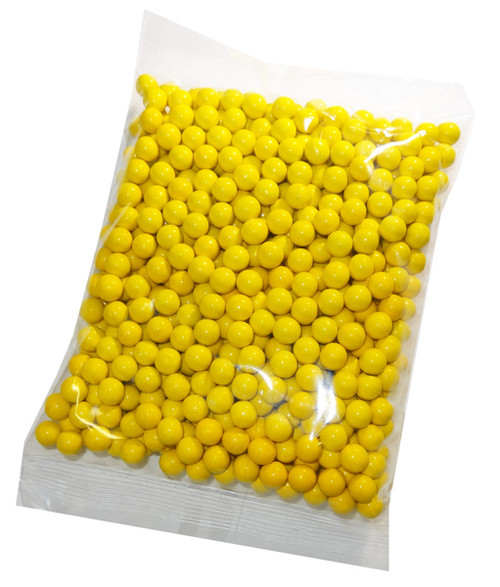 Sixlets - Golden Yellow, by Sixlets,  and more Confectionery at The Professors Online Lolly Shop. (Image Number :5341)