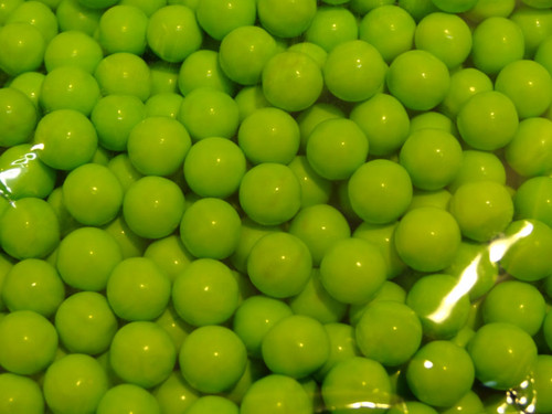 Sixlets - Lime Green, by Sixlets,  and more Confectionery at The Professors Online Lolly Shop. (Image Number :5045)