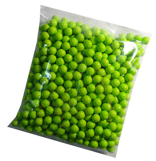 Sixlets - Lime Green, by Sixlets,  and more Confectionery at The Professors Online Lolly Shop. (Image Number :7930)