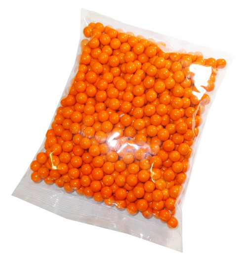 Sixlets - Orange, by Sixlets,  and more Confectionery at The Professors Online Lolly Shop. (Image Number :5339)