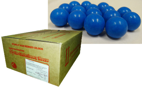 Fruit Choc Balls - Tropical Blue, by Confectionery House,  and more Confectionery at The Professors Online Lolly Shop. (Image Number :9495)