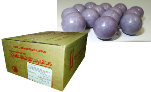 Fruit Choc Balls - Pineapple Purple, by Confectionery House,  and more Confectionery at The Professors Online Lolly Shop. (Image Number :9445)