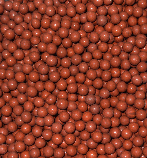 Sixlets - Brown, by Sixlets,  and more Confectionery at The Professors Online Lolly Shop. (Image Number :5389)