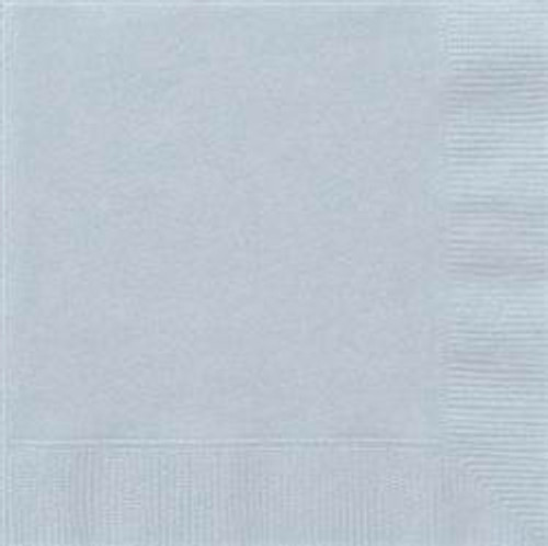 Luncheon Napkins - Silver, by Meteor,  and more Partyware at The Professors Online Lolly Shop. (Image Number :5674)