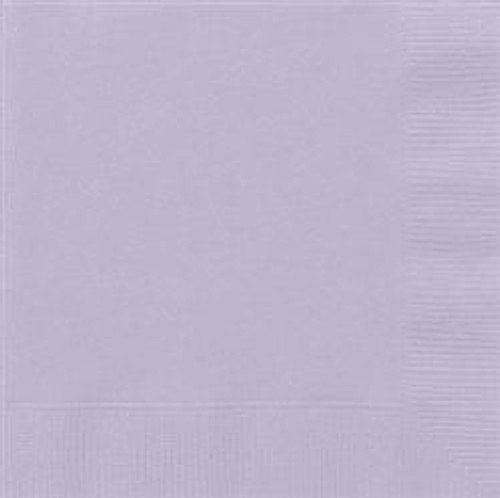 Luncheon Napkins - Lavender, by Meteor,  and more Partyware at The Professors Online Lolly Shop. (Image Number :5715)