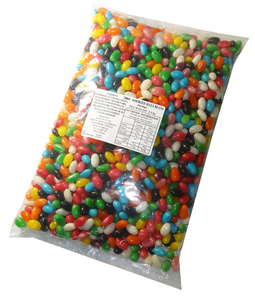 Lolliland Jelly Beans - Assorted, by Lolliland,  and more Confectionery at The Professors Online Lolly Shop. (Image Number :6033)