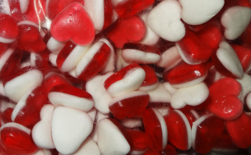 Heart Throbs, by Haribo,  and more Confectionery at The Professors Online Lolly Shop. (Image Number :6613)