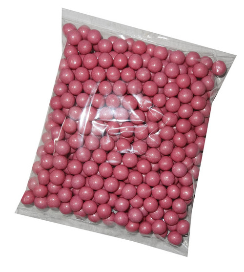 Shimmer Choc Balls - Pink, by Confectionery House,  and more Confectionery at The Professors Online Lolly Shop. (Image Number :6713)