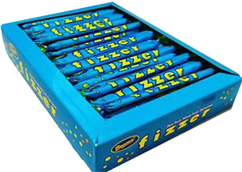 Beacon Fizzers - Blue Buzz, by Beacon,  and more Confectionery at The Professors Online Lolly Shop. (Image Number :7011)