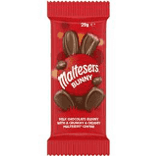 Maltesers Bunny, by Mars,  and more Confectionery at The Professors Online Lolly Shop. (Image Number :15574)