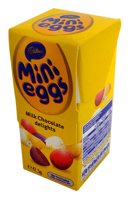 Cadbury Mini Eggs, by Cadbury,  and more Confectionery at The Professors Online Lolly Shop. (Image Number :13203)