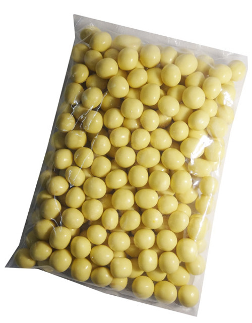 Menz White FruChocs, by Robern Menz,  and more Confectionery at The Professors Online Lolly Shop. (Image Number :7408)