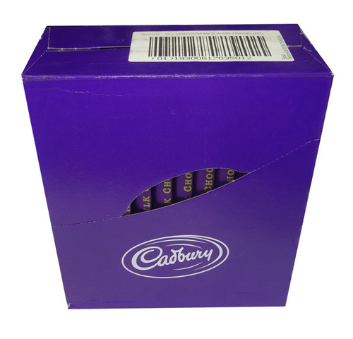 Cadbury Dairy Milk Block, by Cadbury,  and more Confectionery at The Professors Online Lolly Shop. (Image Number :8606)