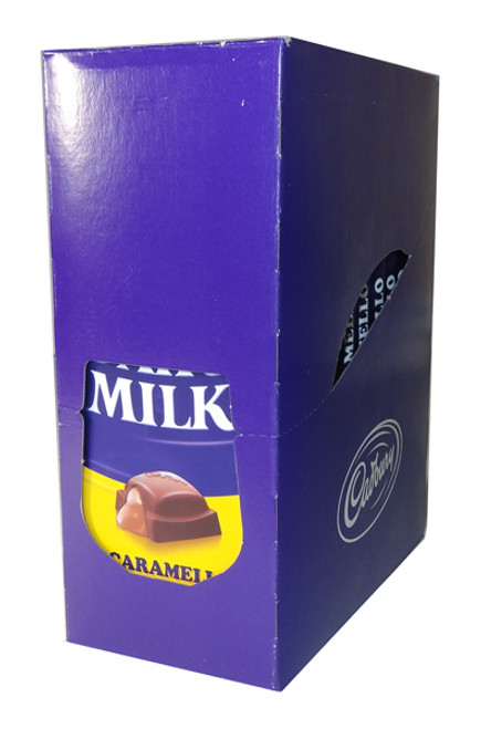 Cadbury Caramello Block, by Cadbury,  and more Confectionery at The Professors Online Lolly Shop. (Image Number :7520)