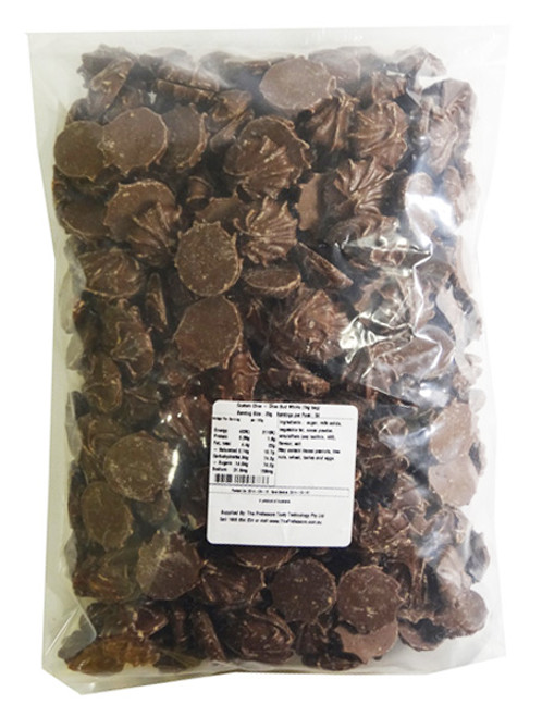 Sweetworld - Choc Bud Whirls, by Hugos Confectionery,  and more Confectionery at The Professors Online Lolly Shop. (Image Number :8598)