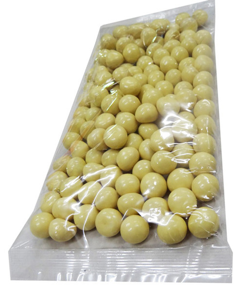 Sweetworld White Choc Raspberries and more Confectionery at The Professors Online Lolly Shop. (Image Number :8274)