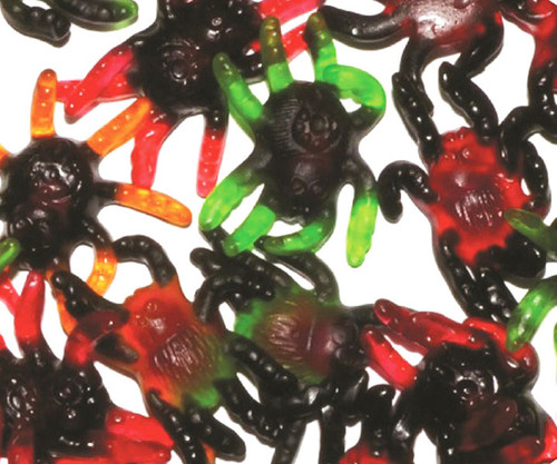 Trolli Tarantulas, by Trolli,  and more Confectionery at The Professors Online Lolly Shop. (Image Number :8617)