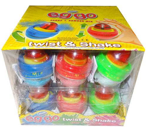 Eggo - Candy + Powder Mix and more Confectionery at The Professors Online Lolly Shop. (Image Number :8387)