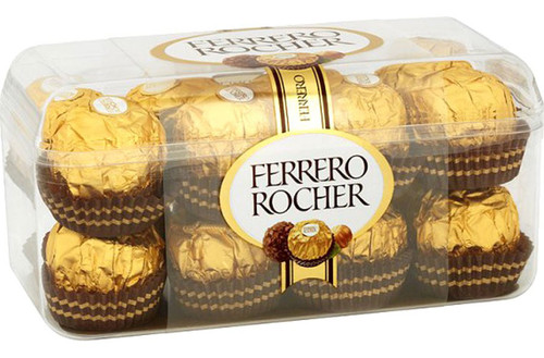 Ferrero Rocher, by Ferrero,  and more Confectionery at The Professors Online Lolly Shop. (Image Number :8478)