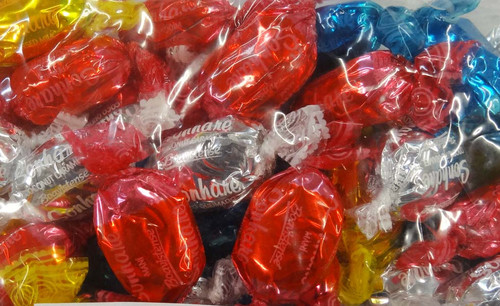 Sweet Treats Wrapped Hard Toffees - Assorted, by Brisbane Bulk Supplies,  and more Confectionery at The Professors Online Lolly Shop. (Image Number :8892)