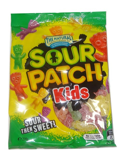 Sour Patch Kids, by Other,  and more Confectionery at The Professors Online Lolly Shop. (Image Number :9854)