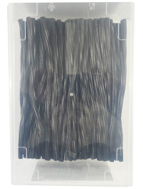 Damel Black Licorice Stix, by Damel,  and more Confectionery at The Professors Online Lolly Shop. (Image Number :9162)