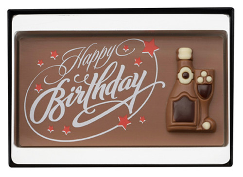 Weibler Confiserie Gift Box - Happy Birthday - 2 Assorted, by weibler confiserie,  and more Confectionery at The Professors Online Lolly Shop. (Image Number :9246)