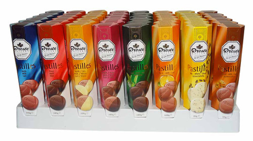 Droste Rolls Counter Display and more Confectionery at The Professors Online Lolly Shop. (Image Number :9764)